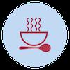 d equipamentos laboratoriais icone alimentos